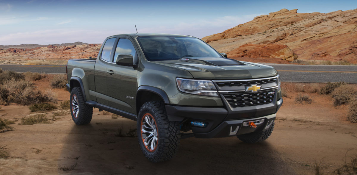 2015 chevy colorado zr2 concept 4waam. Black Bedroom Furniture Sets. Home Design Ideas