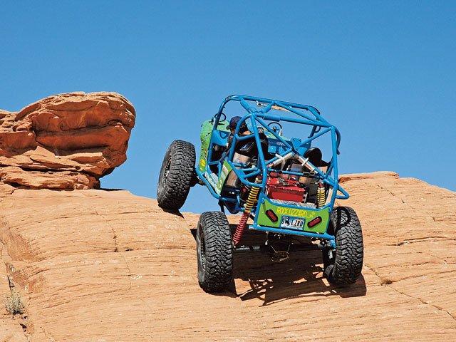 Jeep Climb