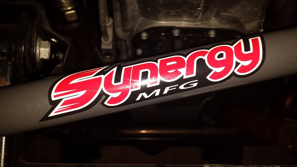 Synergy MFG Steering Fix for JK