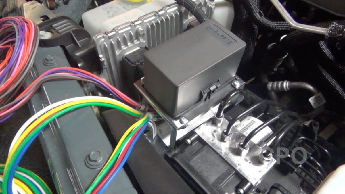 4WAAM CPO WFRB Install 1 waterproof fuse relay box (wfrb) jeep wrangler forum waterproofing fuse box at couponss.co