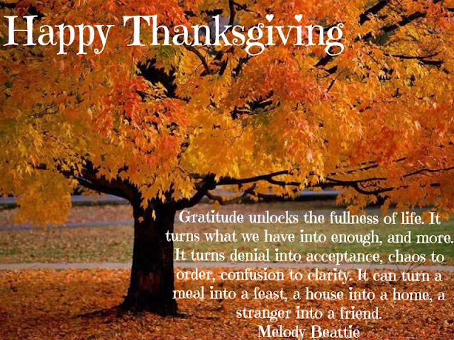 4WAAM-Happy Thanksgiving