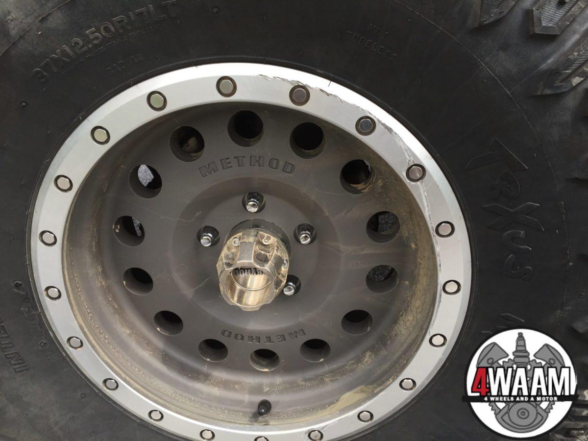 Review Method Race Wheels Hole 4waam