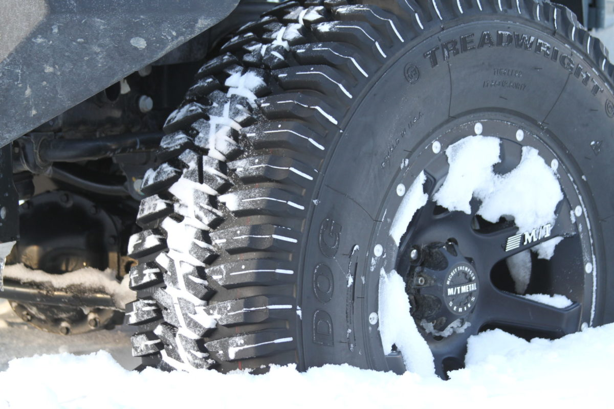 f Road Review Treadwright Guard Dog Tires 4WAAM