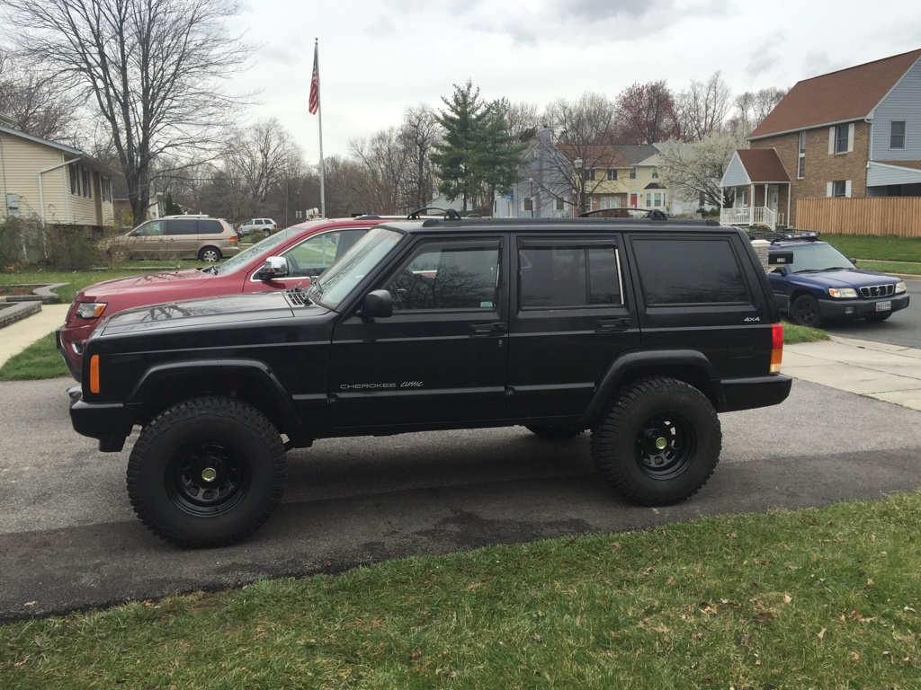 Review Rough Country Xj Lift 4waam