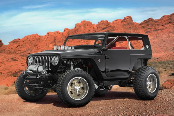 2017 Jeep Concept Vehicles >> 2017 Easter Jeep Safari Concept Vehicles 4waam