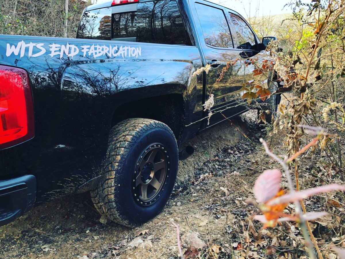 Review Treadwright Axiom All Terrain Tires 4WAAM
