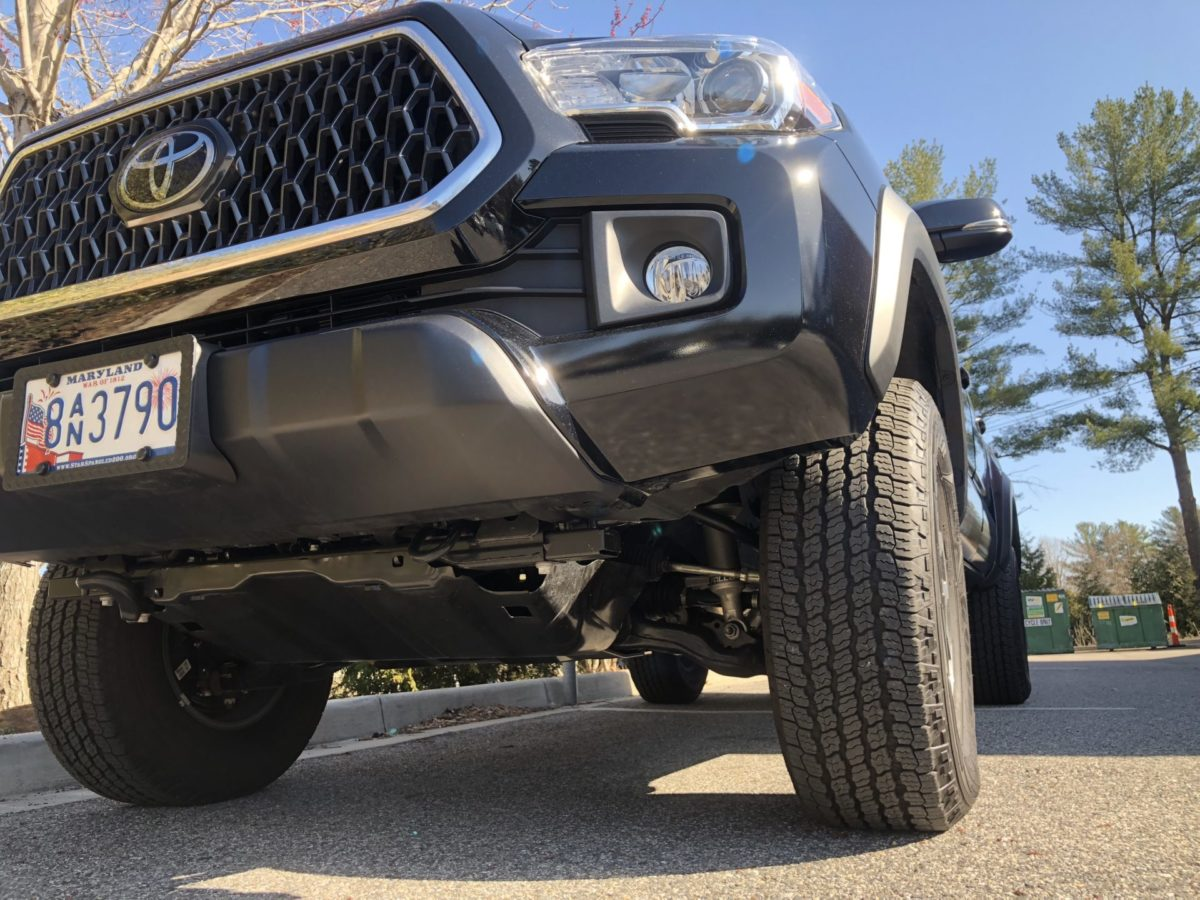 On Road Review Falcon Sport Leveling Kit For Toyota