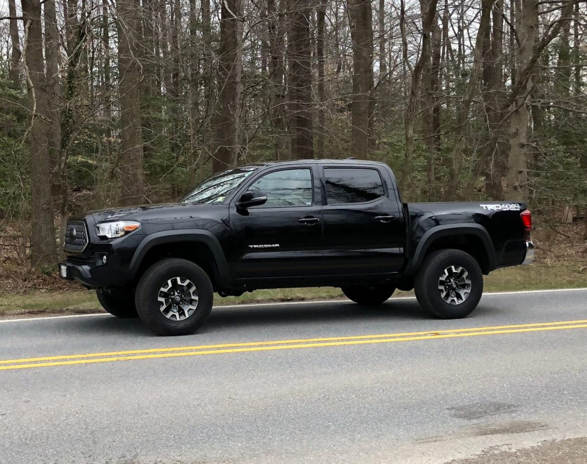 On-Road Review - Falcon Sport Leveling Kit for Toyota Tacoma