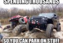 Annoying Things Off-Roaders Do
