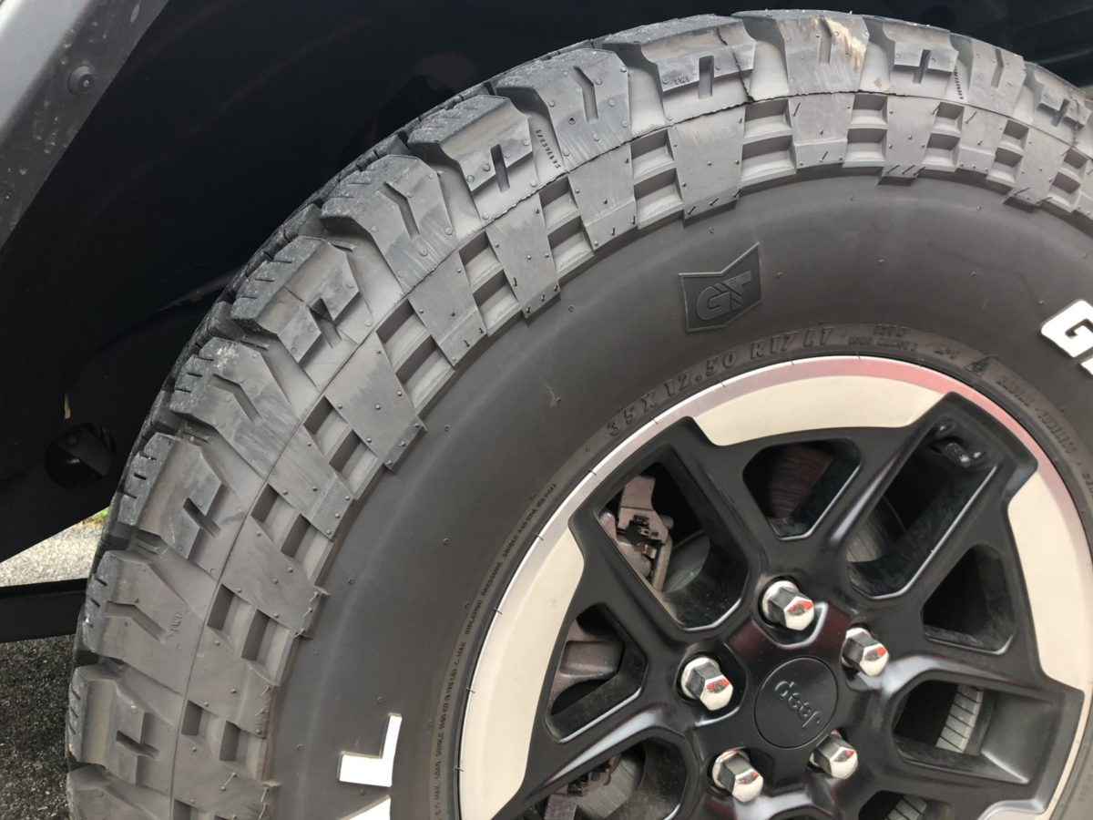 Wheel And Tire >> General Grabber ATX - Mileage and Performance Update - 4WAAM