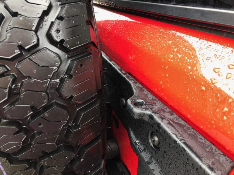 Mopar Jl Tire Carrier Upgrade 4waam