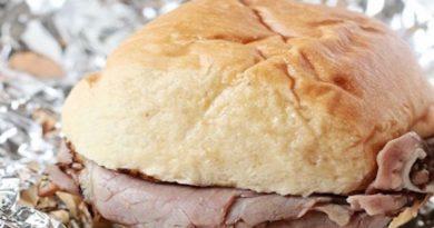Campfire Recipes – Easy Roast Beef Sandwich