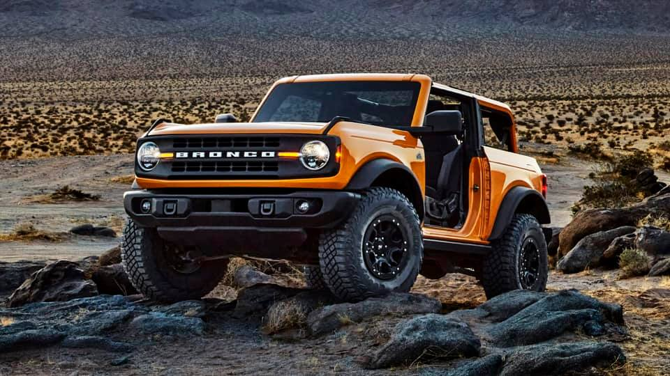 The Ford Bronco Is Back - Is It What We Hoped For? | 4WAAM